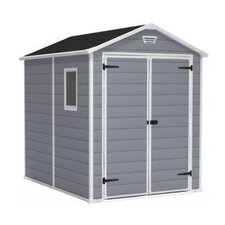 Manor 6X8 Shed