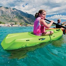 Wave 6 Ft. Youth Kayak with Paddle