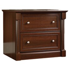 Palladia 2-Drawer  File
