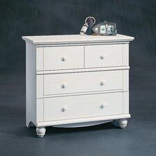 <strong>Sauder</strong> Harbor View 3 Drawer Chest