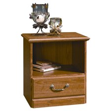 <strong>Sauder</strong> Orchard Hills 1 Drawer Nightstand