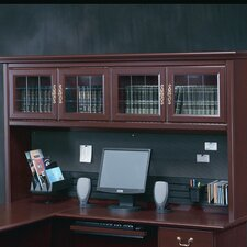 "Heritage Hill 41.5"" H x 72.5"" W Desk Hutch"