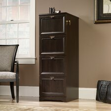 Miscellaneous 4-Drawer File Cabinet