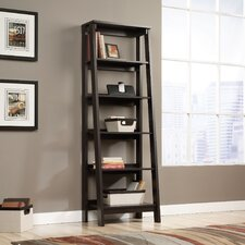 "Trestle 5-Shelf 71.14"" Bookcase"