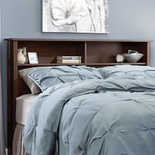 County Line Full/Queen Bookcase Headboard