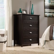 County Line 4 Drawer Chest