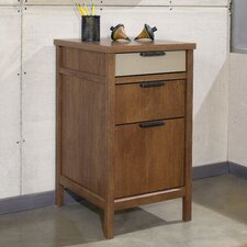 Kersley 3 Drawer File Cabinet