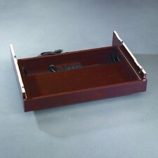 <strong>Sauder</strong> Cornerstone Laptop Drawer in Classic Cherry
