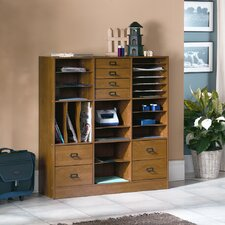 Storage Project Organizer in Caramel Birch