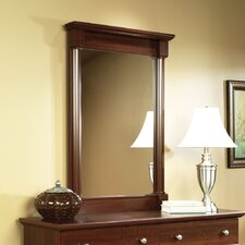 Palladia Mirror in Cherry