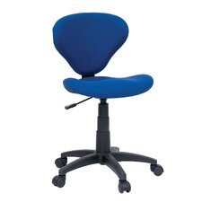 <strong>Sauder</strong> Gruga Low-Back Deluxe Fabric Task Chair