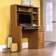 "<strong>Sauder</strong> Orchard Hills 57"" Computer Desk with Hutch"
