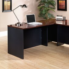 "<strong>Sauder</strong> Via 29.75"" H x 47.875"" W Reversible Desk Return"