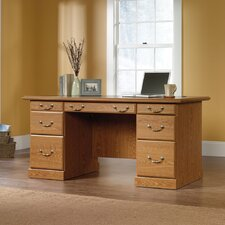 <strong>Sauder</strong> Orchard Hills Executive Desk