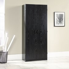 <strong>Sauder</strong> Storage Cabinet in Ebony Ash