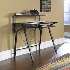 Vector Studio Edge Computer Desk