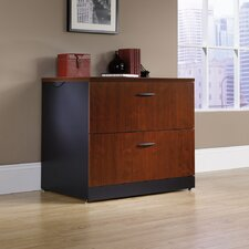 <strong>Sauder</strong> Via Lateral File Cabinet in Classic Cherry
