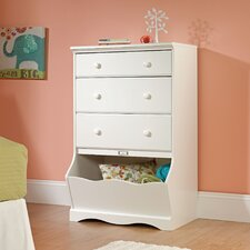 <strong>Sauder</strong> Pogo 3 Drawer Chest