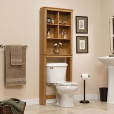 "<strong>Sauder</strong> Sundial 23.31"" x 68.58"" Bathroom Shelf"