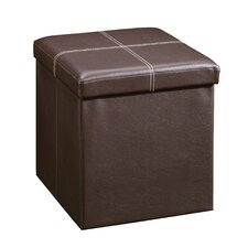 <strong>Sauder</strong> Beginnings Leather Ottoman