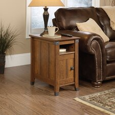 <strong>Sauder</strong> Carson Forge End Table