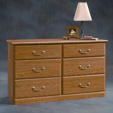<strong>Sauder</strong> Orchard Hills 6 Drawer Dresser