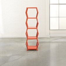 Soft Modern Tower Etagere