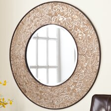 Sylvia Wall Mount Mirror