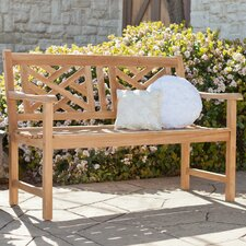 Randall Wood Chippendale Bench