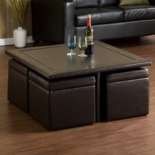 <strong>Wildon Home ®</strong> Barton Coffee Table Set
