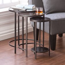 Holly and Martin Ocelle 3 Piece Nesting Tables