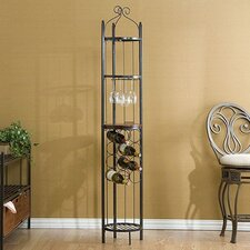 <strong>Wildon Home ®</strong> Scout Scrolled 8 Bottle Wine Rack