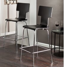 "Holly and Martin 29.25"" Bar Stool (Set of 2)"
