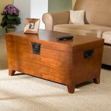 Cascade Trunk Coffee Table with Lift-Top