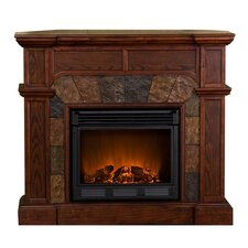 Market Electric Fireplace