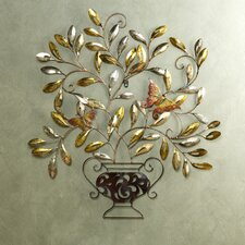 Hatteras Butterfly Centerpiece Wall Sculpture