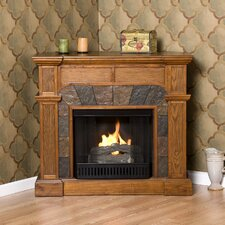 Market Gel Fuel Fireplace