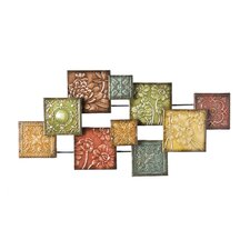 <strong>Wildon Home ®</strong> Bijou Square Panel Wall Décor
