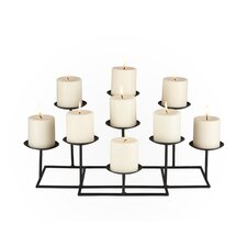 <strong>Wildon Home ®</strong> Emmett Nine Candle Candelabra