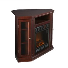 """Stuart 48"""" TV Stand with Electric Fireplace"""
