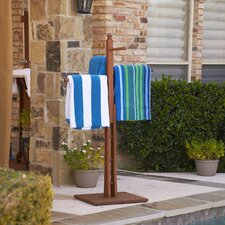 <strong>Wildon Home ®</strong> June Eucalyptus Towel Rack