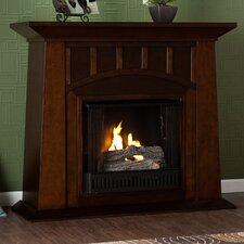 Kingsbury Gel Fuel Fireplace