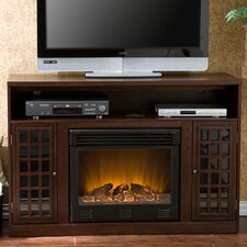 "Bismark 48"" TV Stand with Electric Fireplace"