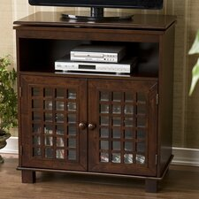 "<strong>Wildon Home ®</strong> Barrick Swivel Top 28"" TV Stand"