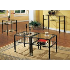 <strong>Wildon Home ®</strong> Haycock Bunching Coffee Table Set