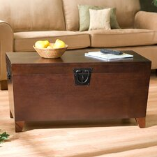 Danville Trunk Coffee Table with Lift-Top