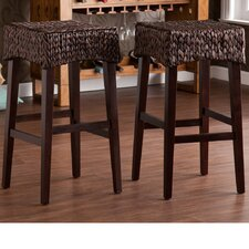<strong>Wildon Home ®</strong> Glendale Bar Stool (Set of 2)