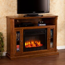 "Delaney 47"" TV Stand with Electric Fireplace"