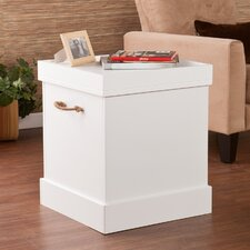 Carter Trunk End Table