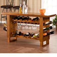 <strong>Wildon Home ®</strong> Montmarte Riddling 30 Bottle Wine Rack
